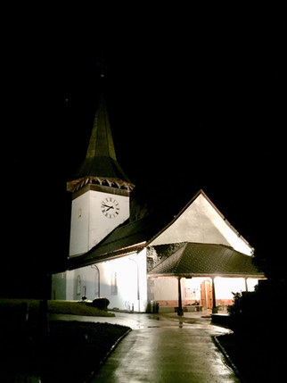 Kirche Boltigen