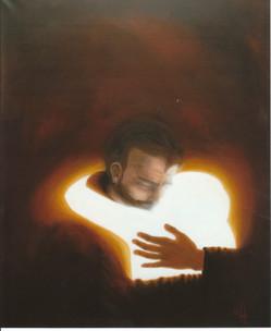 le saint de l'ombre