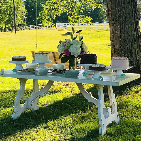 Dessert Table (Average price)