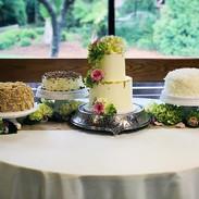 Wedding Cakes_#espressocake #carrotcake