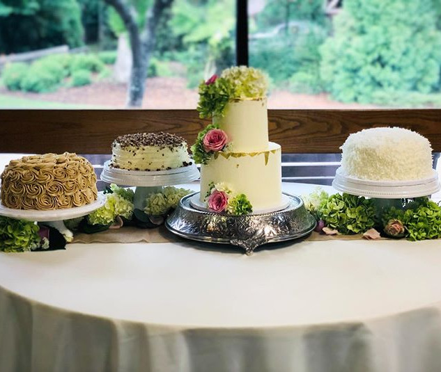 Wedding Cakes_#espressocake #carrotcake