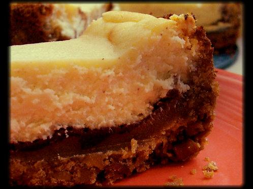 Chubby Hubby Cheesecake