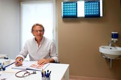 Il Dr. Sergio Dovigo