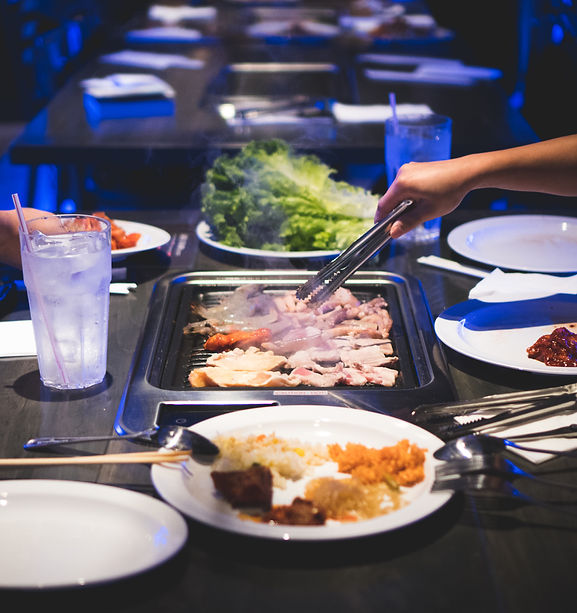 Jin Korean BBQ | Table-Top Grilling | Buffet | United States