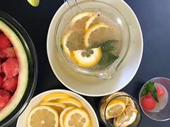 Recipe: Spiced Lemonade with Watermelon