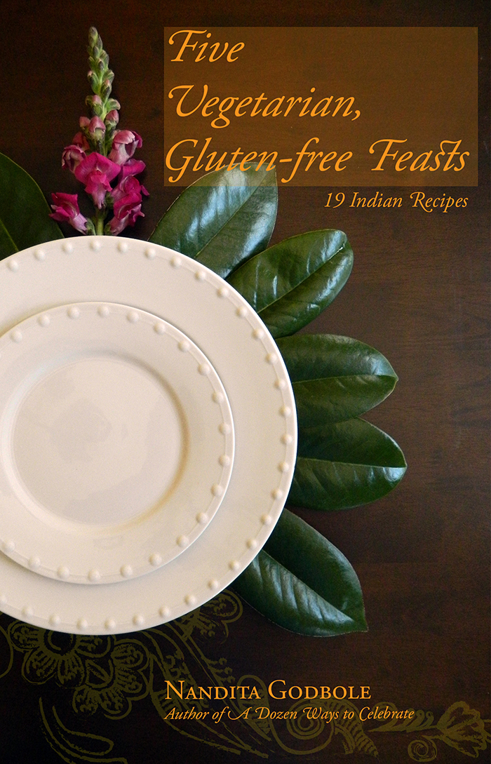 Five Vegetarian Gluten-free Feasts