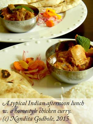Marinara = Italian Curry... No?