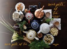 Food allergies & my cookbooks