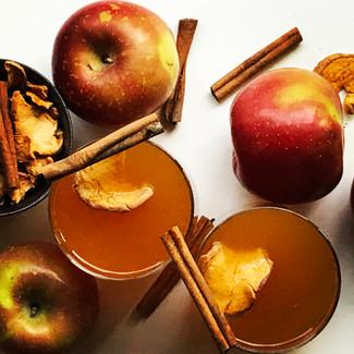 Recipe: Ginger-Apple Sparkler