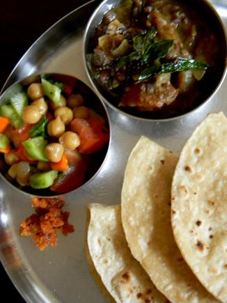 Recipe: Roti & Paratha