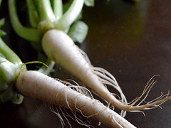 Wilted turnips
