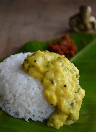 Recipe: Pithla'/ Spicy Chickpea Gravy