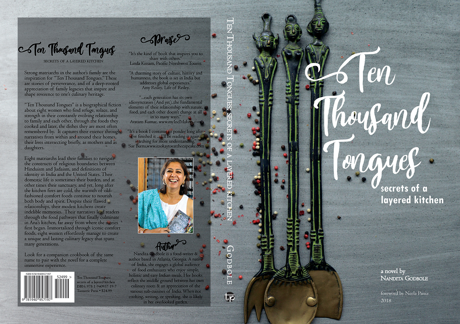 Ten Thousand Tongues: Novel