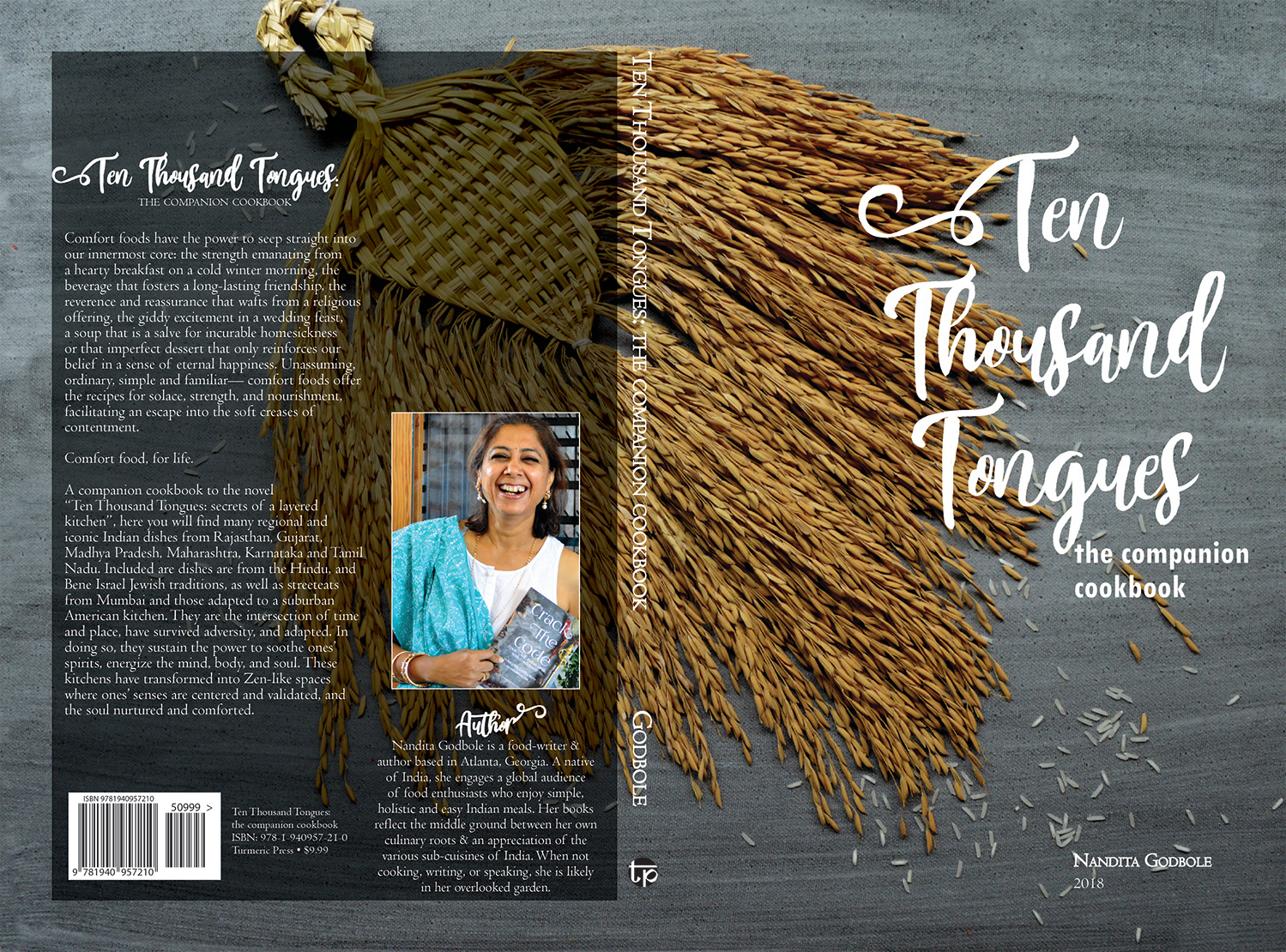 Ten Thousand Tongues: cookbook