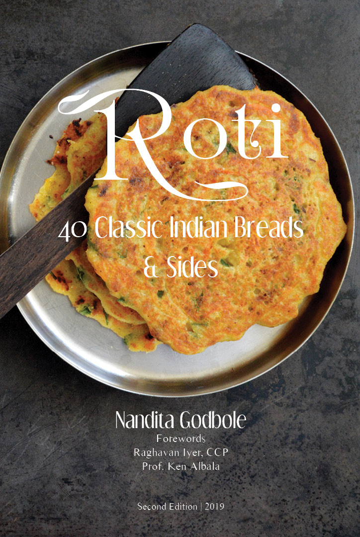 Roti: 40 Classic Indian Breads & Sid
