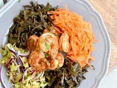 Recipe: Fermented Green Tea Leaf Salad