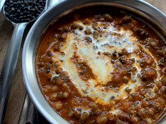 Recipe: Maa-ki Daal / Whole Black Urad Daal / Daal Makhani