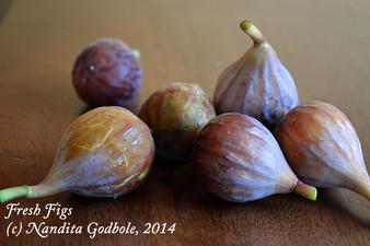 Recipe: Fig & Tulsi Lassi w/ Honey & Almonds