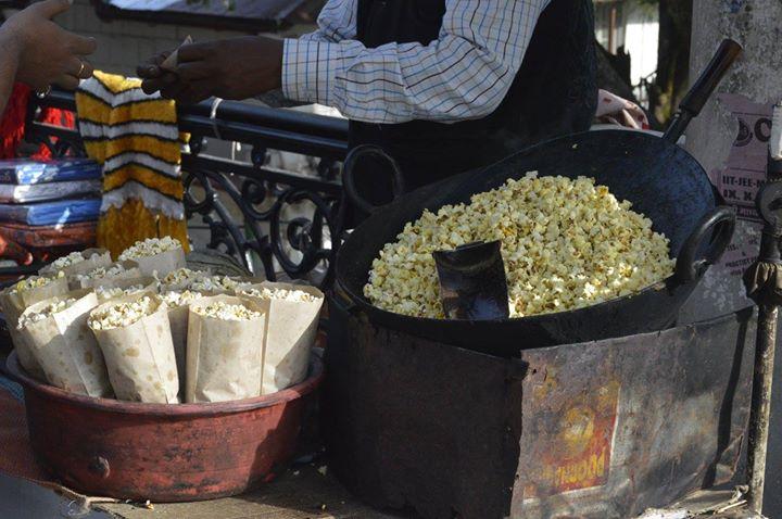 Roadside popcorn