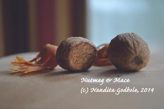 Spice Note: Nutmeg & Mace