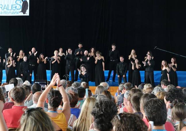 22. Choralies Choir Festival @France // 22. Choralies Koro Festivali @Fransa