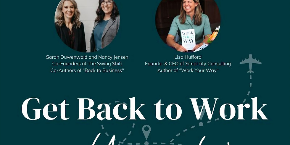 On-Demand Get Back to Work Your Way