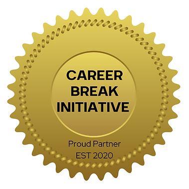 Proud Partner of the Career Break Friend