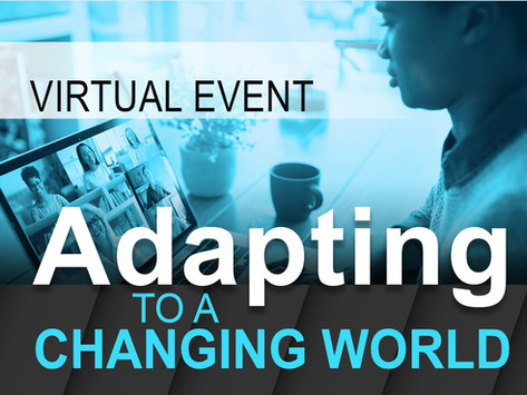 Adapting to a Changing World: Preparing Yourself for Change in the Face of COVID-19