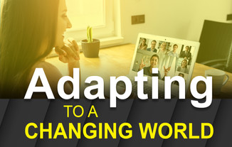Adapting to a Changing World: Navigating your Career in a Changing Environment