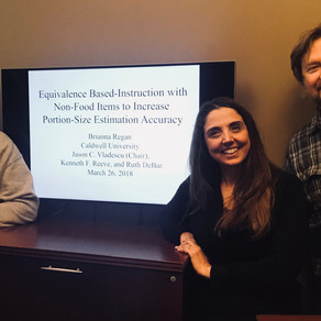 Congrats to Brianna for defending her thesis!