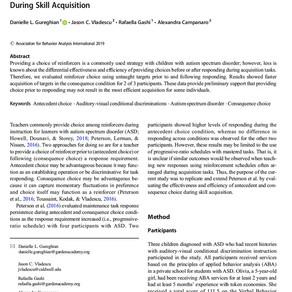 Lab Publication!