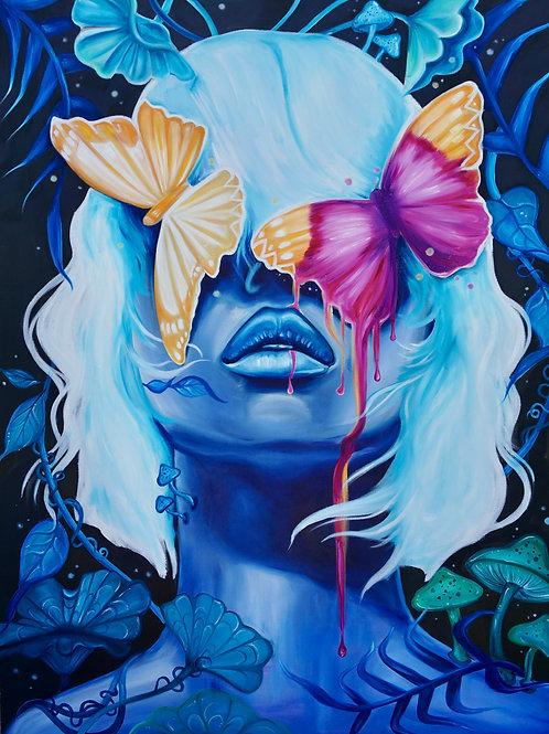 Honi Pulelehua :: Butterfly Kiss