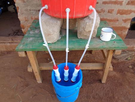 캠핑정수기 Portable Purifier Wellspring