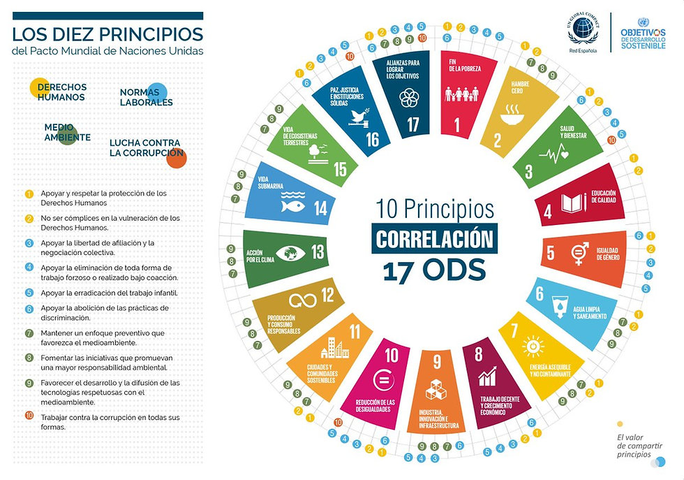 objetivo desarrollo sostenible islas canarias