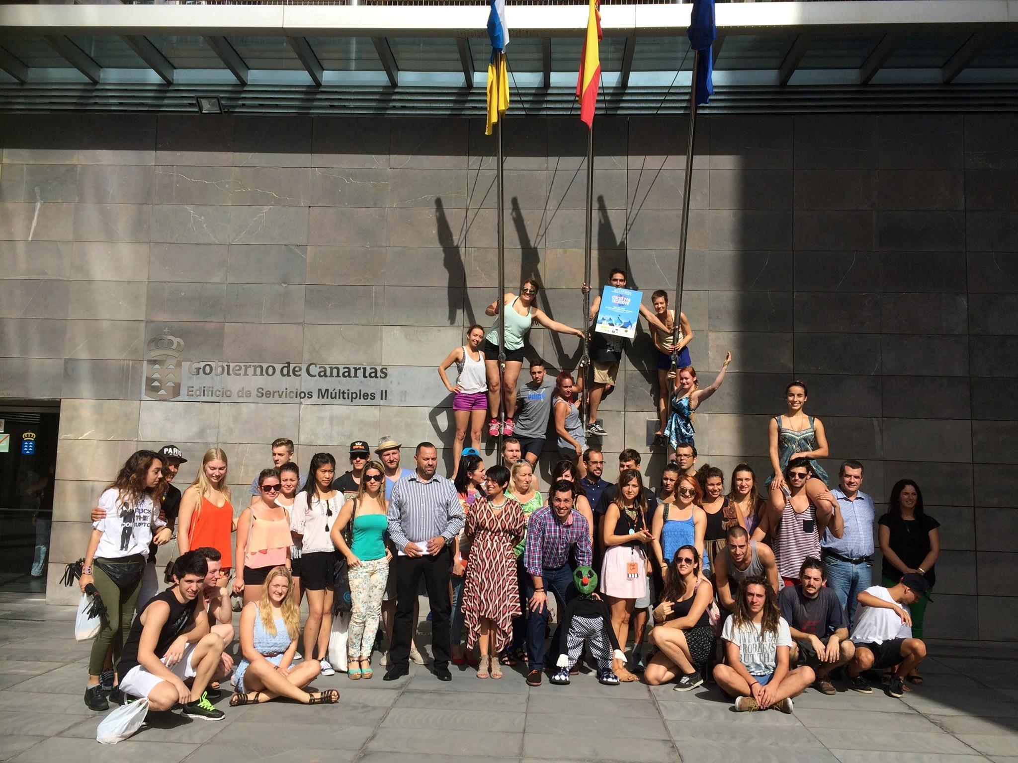 Voluntariado europeo Islas canarias