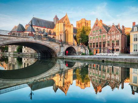 Voluntariado en Bélgica - Diseño Gráfico y Comunicación