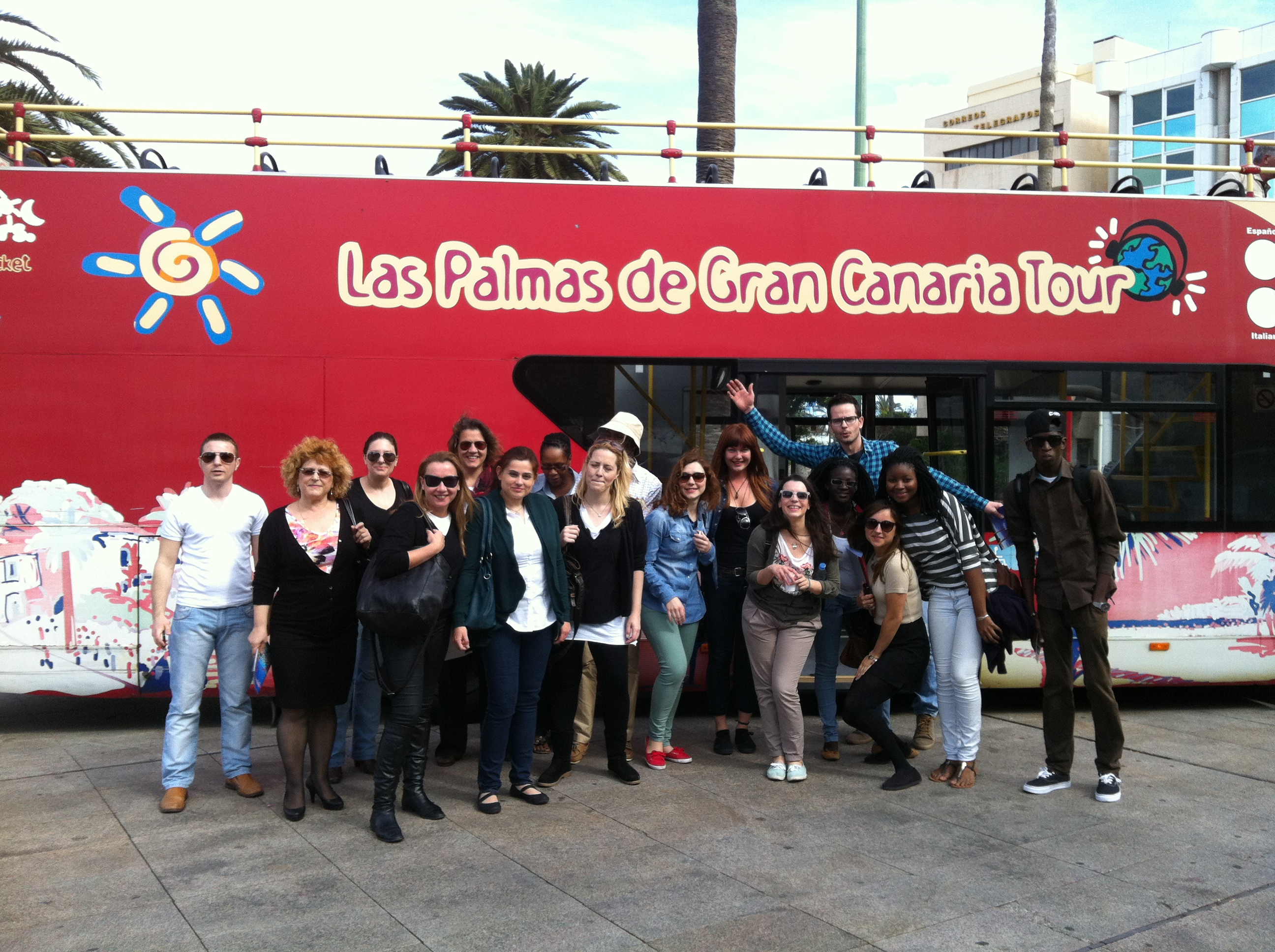 Voluntariado europeo Islas canarias