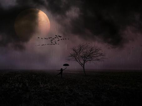 La Encina de Luna Menguante