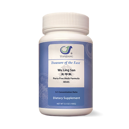 Wu Ling San - Poria Five-Herb Formula (Granules)