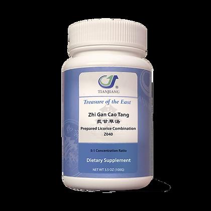 Zhi Gan Cao Tang - Prepared Licorice Combination (Granules)