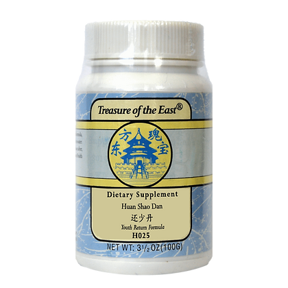 Huan Shao Dan - Youth Return Formula (Granules)
