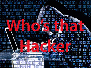 Hackers: Who are they & How do they work?