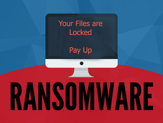 Ransomware and how to Stay Safe