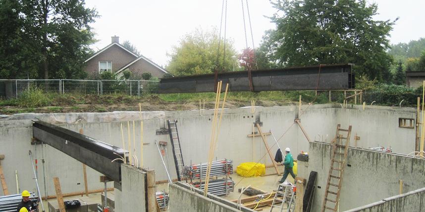 Eyzerhardt stalen constructie Limburg