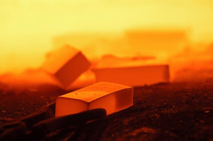 Жаропочный металл
