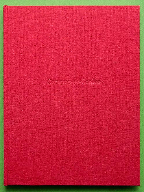 Common-or-Garden Photobook