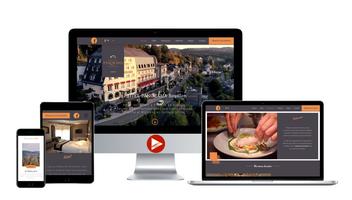 Site web de l'Hôtel Panorama