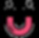 aimant pictograme dessin rouge et blanc sur l'attraction de la vidéo