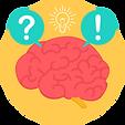 cerveau idées picto