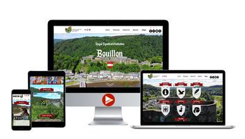 Site web du château fort de Bouillon